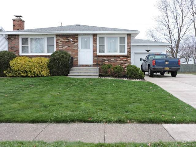 80 Carriage Park, West Seneca, NY 14224 (MLS #B1309111) :: 716 Realty Group