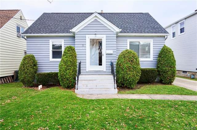 319 Springville Avenue, Amherst, NY 14226 (MLS #B1309167) :: 716 Realty Group