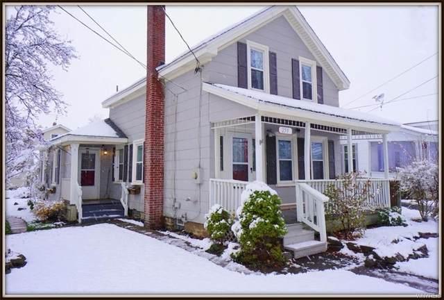 259 Church Street, Lockport-City, NY 14094 (MLS #B1309171) :: Robert PiazzaPalotto Sold Team
