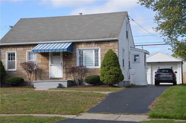 296 Merrymont Road, Cheektowaga, NY 14225 (MLS #B1309190) :: 716 Realty Group