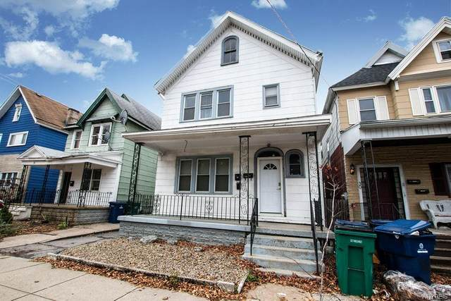 28 York Street, Buffalo, NY 14213 (MLS #B1309228) :: BridgeView Real Estate Services