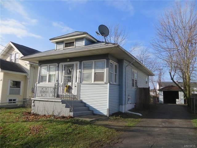 138 Springville Avenue, Amherst, NY 14226 (MLS #B1309257) :: Avant Realty