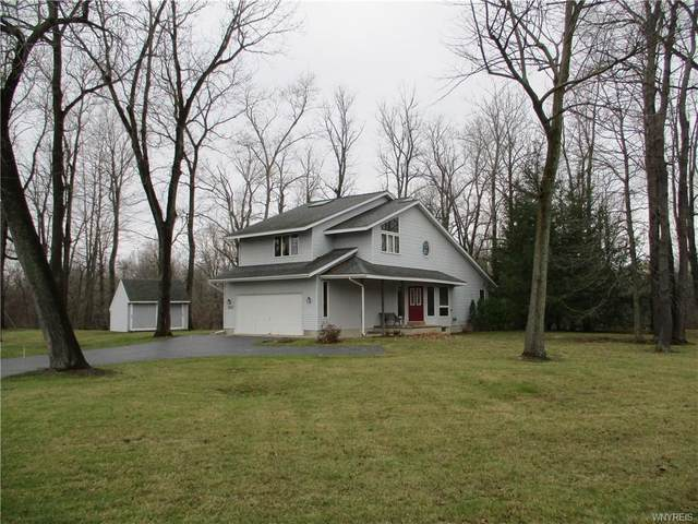 6330 Tonawanda Creek Road, Lockport-Town, NY 14094 (MLS #B1309268) :: TLC Real Estate LLC