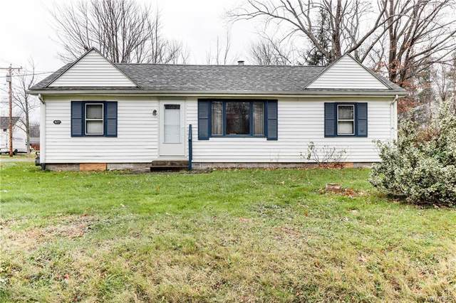 627 Kennedy Avenue, Evans, NY 14006 (MLS #B1309288) :: Robert PiazzaPalotto Sold Team