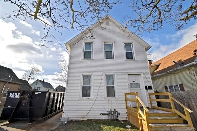 162 Thompson Street, Buffalo, NY 14207 (MLS #B1309314) :: Lore Real Estate Services