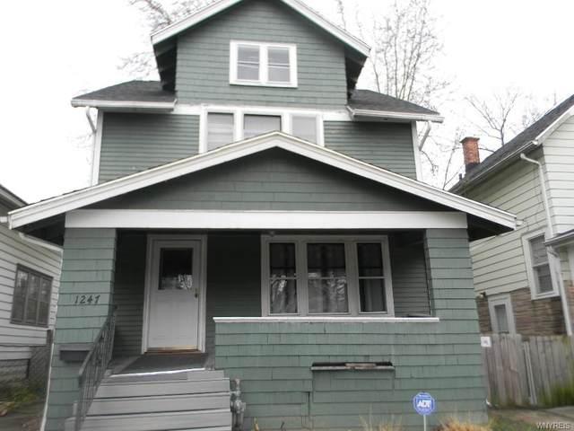 1247 Kensington Avenue, Buffalo, NY 14215 (MLS #B1309340) :: Lore Real Estate Services