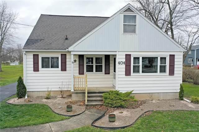 404 Central Avenue, Lancaster, NY 14086 (MLS #B1309348) :: BridgeView Real Estate Services