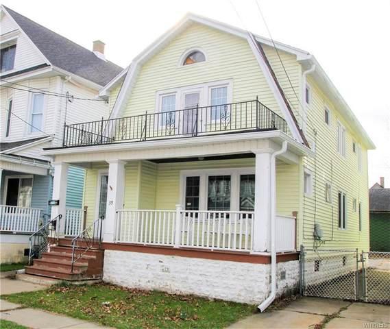 39 Gallatin Avenue, Buffalo, NY 14207 (MLS #B1309355) :: TLC Real Estate LLC
