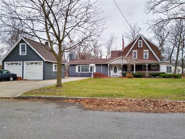 714 Pasadena Avenue, Niagara Falls, NY 14304 (MLS #B1309359) :: Lore Real Estate Services