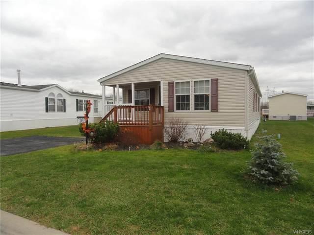 854 Birchwood Drive, Lockport-Town, NY 14904 (MLS #B1309370) :: TLC Real Estate LLC
