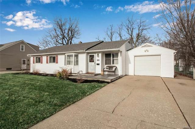 170 Orchard Drive, Tonawanda-Town, NY 14223 (MLS #B1309421) :: 716 Realty Group