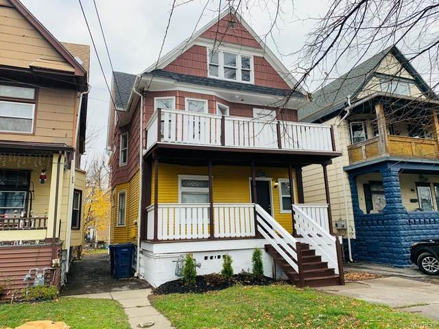 52 Kamper Avenue, Buffalo, NY 14210 (MLS #B1309492) :: Robert PiazzaPalotto Sold Team