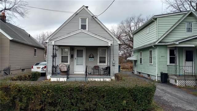 2928 Portland Street, Niagara, NY 14305 (MLS #B1309499) :: Lore Real Estate Services