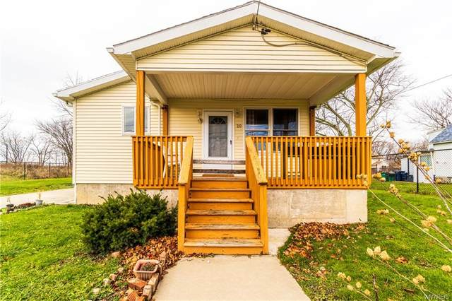 20 Grey Street, Buffalo, NY 14212 (MLS #B1309546) :: Lore Real Estate Services