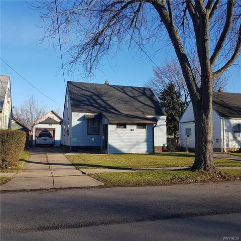 149 Texas Street, Buffalo, NY 14215 (MLS #B1309556) :: BridgeView Real Estate Services