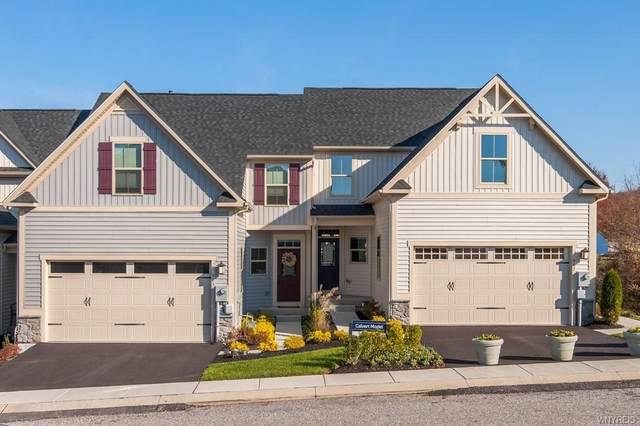 151 Sandstone Circle 3B, Grand Island, NY 14072 (MLS #B1309576) :: BridgeView Real Estate Services