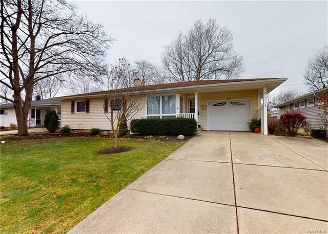 30 Monterey Road, Tonawanda-Town, NY 14150 (MLS #B1309618) :: Lore Real Estate Services