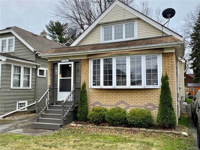 281 Eden Street, Buffalo, NY 14220 (MLS #B1309620) :: Robert PiazzaPalotto Sold Team