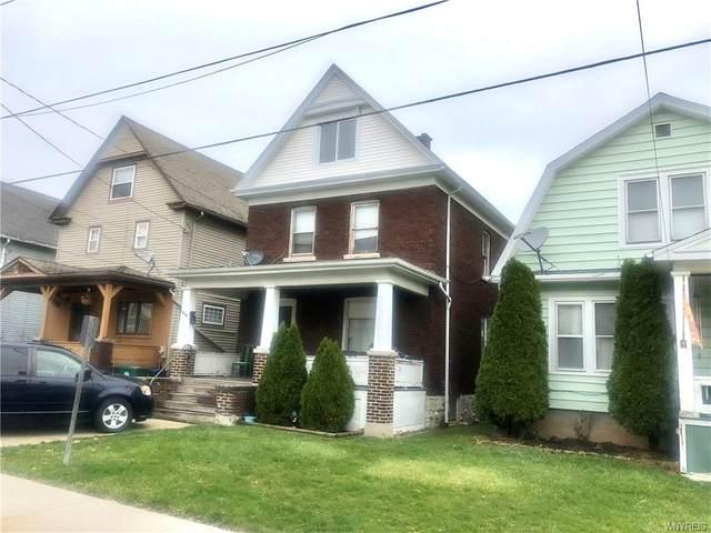 1844 Weston Avenue, Niagara Falls, NY 14305 (MLS #B1309638) :: Avant Realty