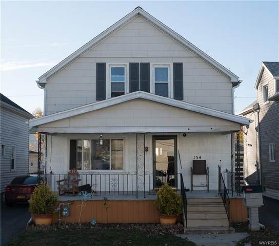 154 Jackson Avenue Avenue, Cheektowaga, NY 14212 (MLS #B1309664) :: BridgeView Real Estate Services