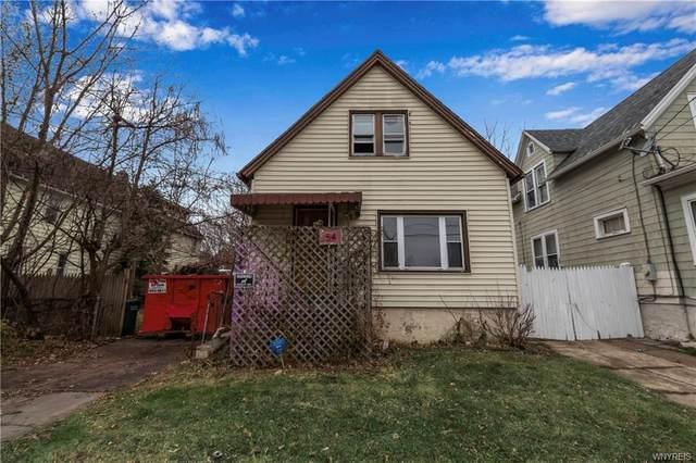 54 Roma Avenue, Buffalo, NY 14215 (MLS #B1309684) :: BridgeView Real Estate Services