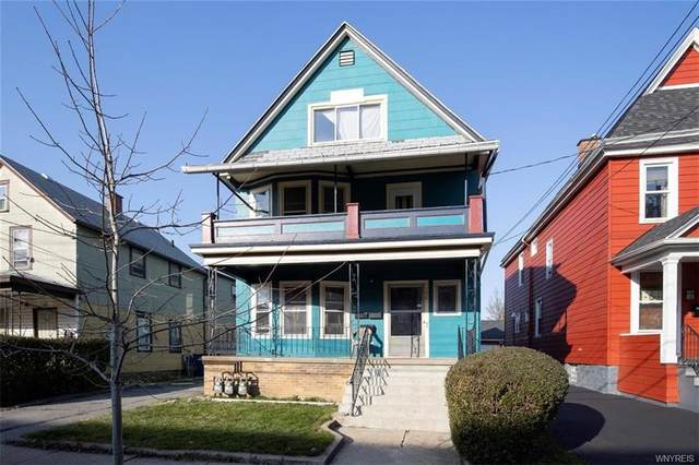 198 Bird Avenue, Buffalo, NY 14213 (MLS #B1309723) :: Avant Realty