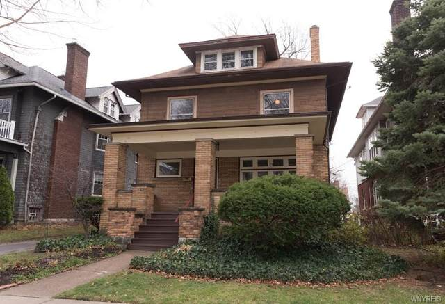25 Woodward Avenue, Buffalo, NY 14214 (MLS #B1309729) :: Robert PiazzaPalotto Sold Team