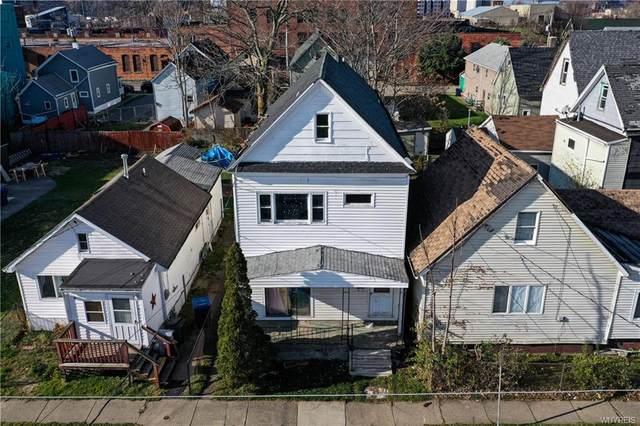 98 Tennessee Street, Buffalo, NY 14204 (MLS #B1309739) :: Avant Realty