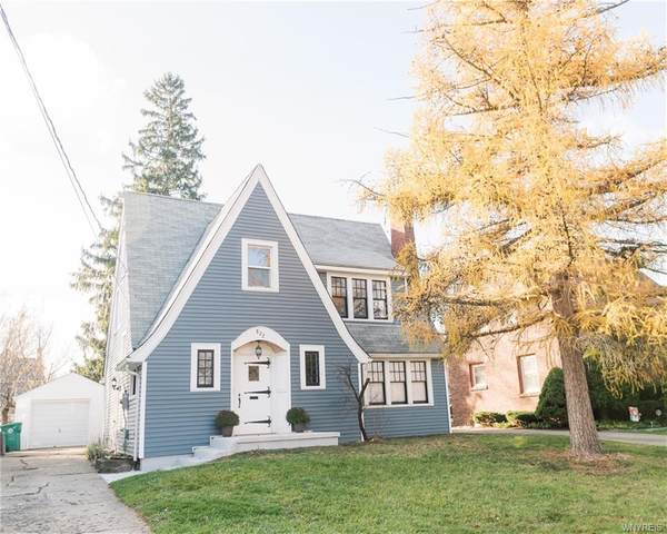 822 Cayuga Drive, Niagara Falls, NY 14304 (MLS #B1309740) :: BridgeView Real Estate Services