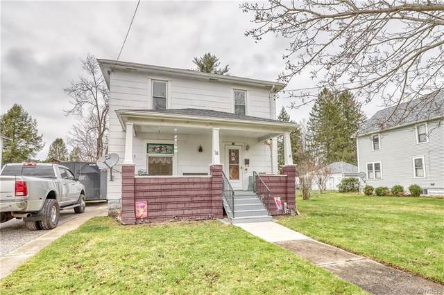 16 3rd Avenue, Franklinville, NY 14737 (MLS #B1309745) :: BridgeView Real Estate Services