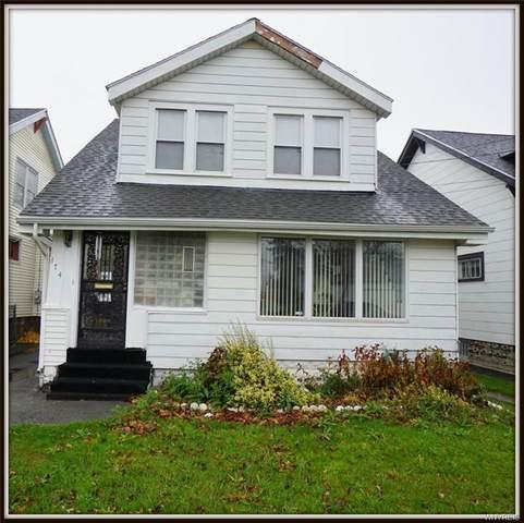 174 Parkridge Avenue, Buffalo, NY 14215 (MLS #B1309787) :: BridgeView Real Estate Services