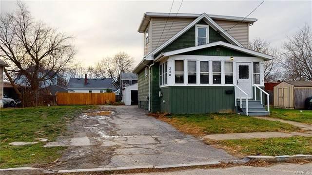 250 70th Street, Niagara Falls, NY 14304 (MLS #B1309827) :: Robert PiazzaPalotto Sold Team
