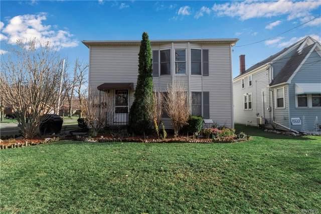 1101 Payne Avenue, North Tonawanda, NY 14120 (MLS #B1309874) :: BridgeView Real Estate Services