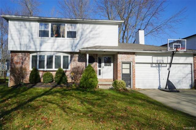 150 Grandview Drive, Amherst, NY 14228 (MLS #B1309907) :: BridgeView Real Estate Services