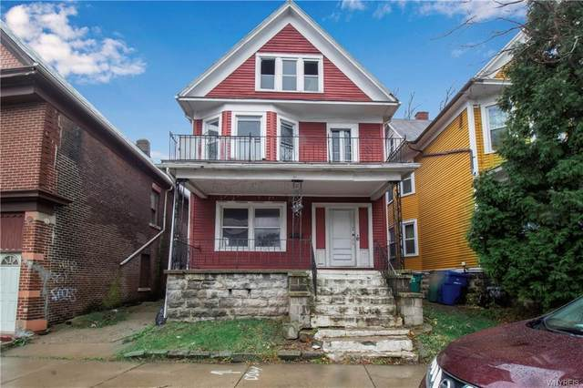 594 Grant Street, Buffalo, NY 14213 (MLS #B1309921) :: BridgeView Real Estate Services