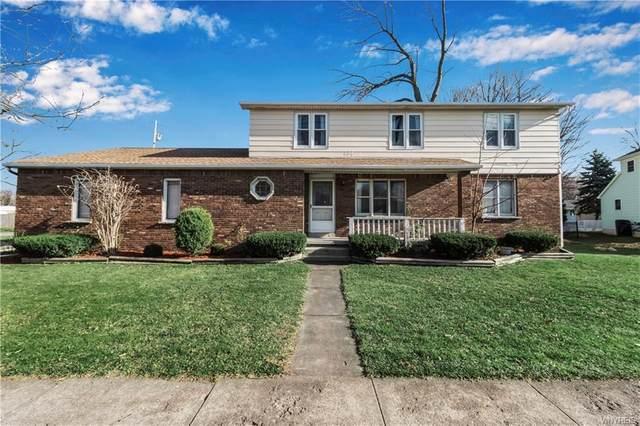 159 Greenwood Circle, North Tonawanda, NY 14120 (MLS #B1309928) :: BridgeView Real Estate Services