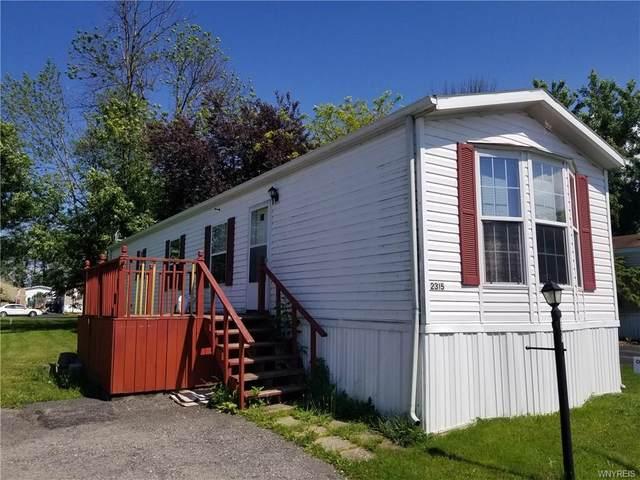 2315 Oak Lane, Newfane, NY 14108 (MLS #B1309929) :: Mary St.George | Keller Williams Gateway