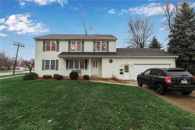 3 Greenwood Circle, North Tonawanda, NY 14120 (MLS #B1309931) :: BridgeView Real Estate Services