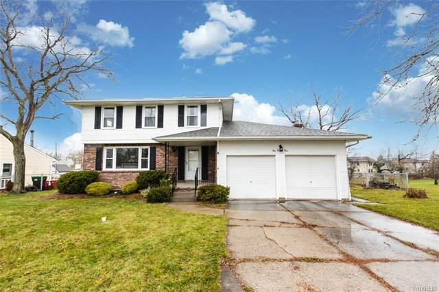 125 Colonial Drive, Grand Island, NY 14072 (MLS #B1310029) :: BridgeView Real Estate Services