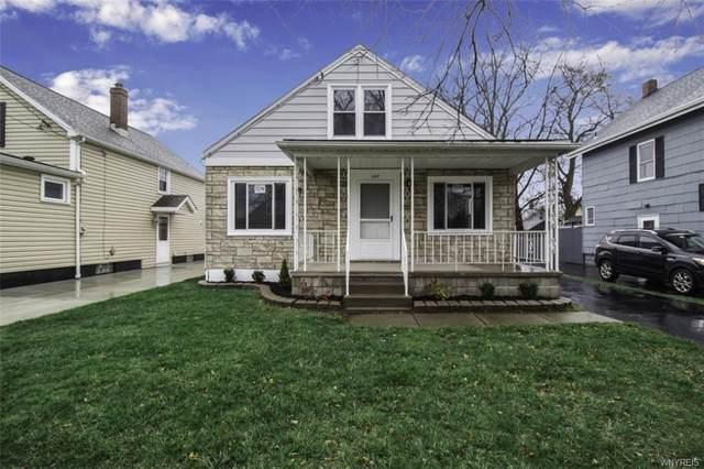 142 63rd Street, Niagara Falls, NY 14304 (MLS #B1310082) :: BridgeView Real Estate Services