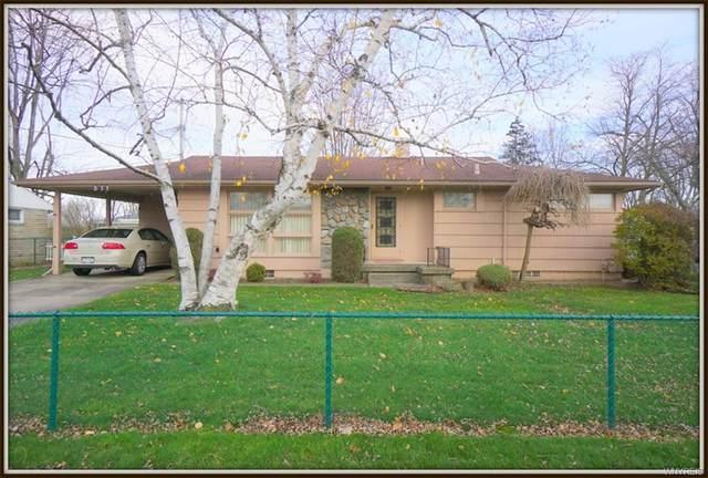 511 Lynbrook Avenue, Tonawanda-Town, NY 14150 (MLS #B1310138) :: BridgeView Real Estate Services