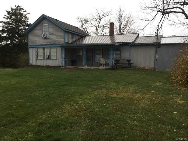 986 Pt. Breeze Rd., Carlton, NY 14477 (MLS #B1310179) :: TLC Real Estate LLC