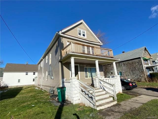 1720 William Street, Buffalo, NY 14206 (MLS #B1310461) :: Robert PiazzaPalotto Sold Team