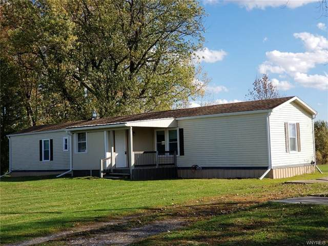 13902 W Barre Road, Barre, NY 14411 (MLS #B1310466) :: 716 Realty Group