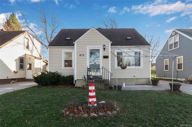473 Saint Lawrence Avenue, Buffalo, NY 14216 (MLS #B1310536) :: Robert PiazzaPalotto Sold Team