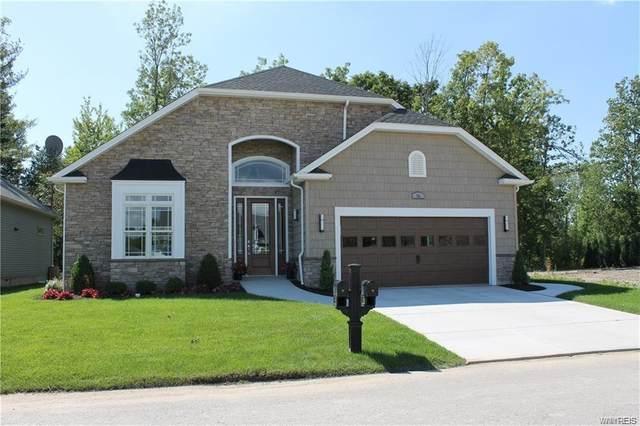 5694 Creekwood, Clarence, NY 14051 (MLS #B1310588) :: Robert PiazzaPalotto Sold Team