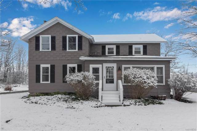 4827 Gasport Road, Royalton, NY 14067 (MLS #B1310605) :: BridgeView Real Estate Services