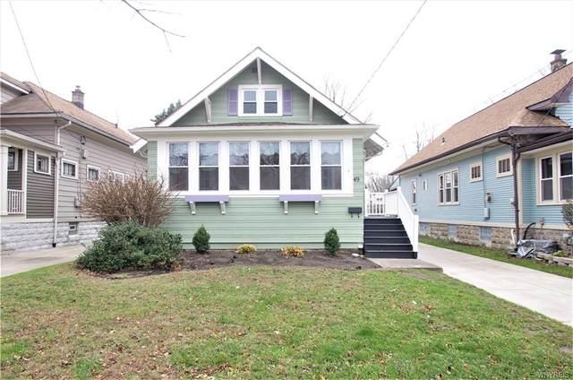 49 Minnetonka Road, Buffalo, NY 14220 (MLS #B1310619) :: Robert PiazzaPalotto Sold Team