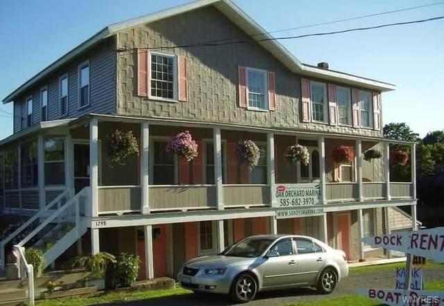 1298 Oak Orchard Road, Carlton, NY 14571 (MLS #B1311024) :: MyTown Realty