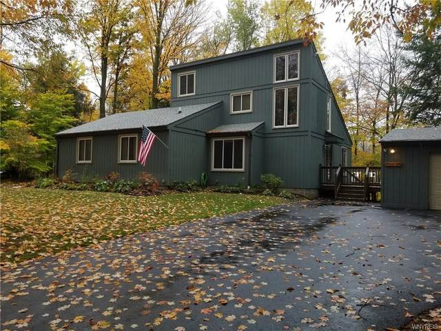 28 Ridge Trail B, Concord, NY 14069 (MLS #B1311194) :: Robert PiazzaPalotto Sold Team